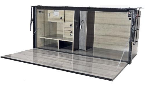 Mais de 18 modelos de cozinhas disponíveis